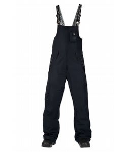 Lib Tech Wayne Bib Snowboard Pants Black