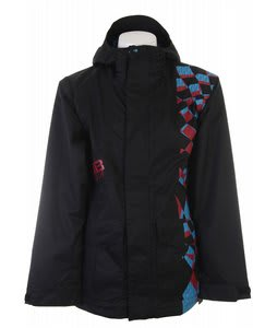 Lib Tech Born Again Snowboard Jacket Black