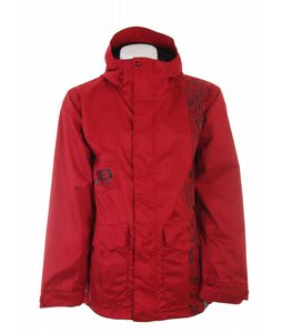 Lib Tech Born Again Snowboard Jacket Red