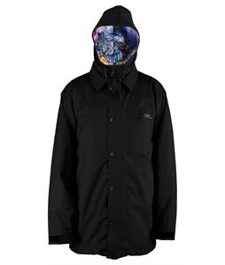 Lib Tech Assistant Coaches Snowboard Jacket Black