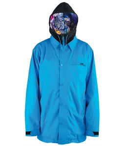 Lib Tech Assistant Coaches Snowboard Jacket Blue