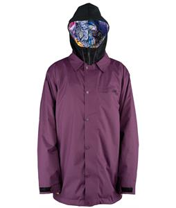 Lib Tech Assistant Coaches Snowboard Jacket Wine