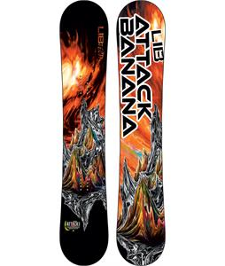 Lib Tech Attack Banana Wide Snowboard 156