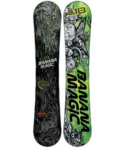 Lib Tech Banana Magic HP Snowboard Blem 152