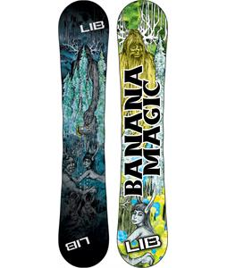 Lib Tech Banana Magic HP Snowboard 157