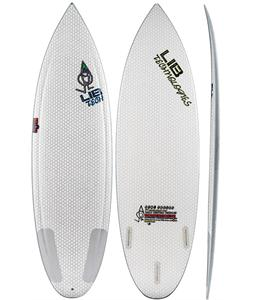 Lib Tech Bowl Surf Board Simple Logo 6ft