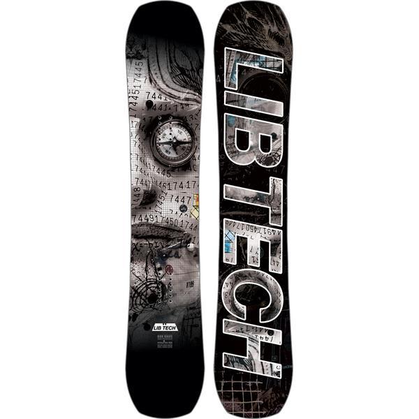 Lib Tech Box Knife Snowboard