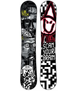 Lib Tech Burtner Box Scratcher Snowboard 157