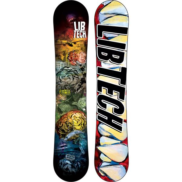 Lib Tech Burtner Box Scratcher Snowboard