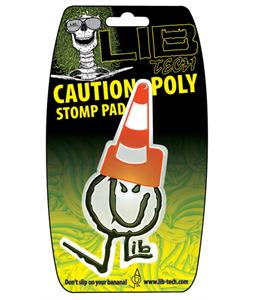 Lib Tech Caution Poly Stomp Pad