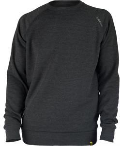 Lib Tech Crew Neck Sweatshirt Dk Grey