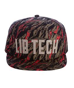 Lib Tech Danville Snapback Cap