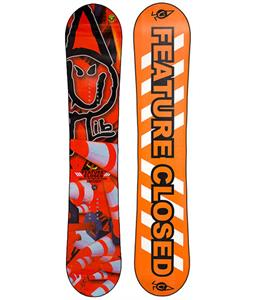 Lib Tech Feature Closed Snowboard