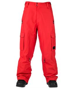 Lib Tech Go Car Snoboard Pants Red