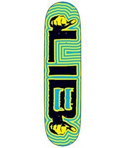 Lib Tech Logo Skateboad Deck