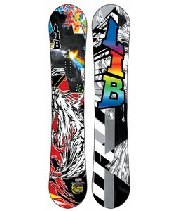 Lib Tech Limited Edition T-Rice C2BTX w/ Book Snowboard