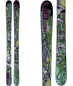 Lib Tech Magic HP Blem Skis