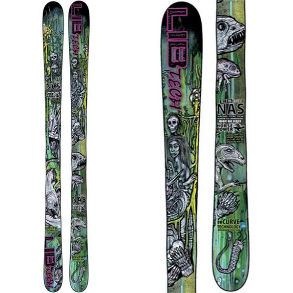 Lib Tech Magic HP Blem Skis