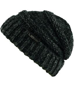 Lib Tech Maven Beanie Heather Black