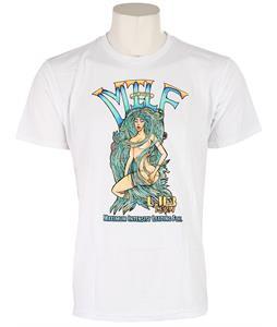 Lib Tech Milf T-Shirt White