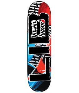 Lib Tech Parillo Logo Skateboad Deck