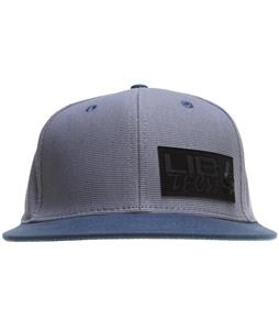 Lib Tech Patch Cap Grey Chambray