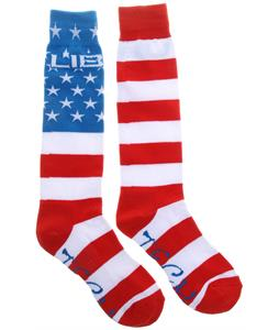 Lib Tech Patriot Socks