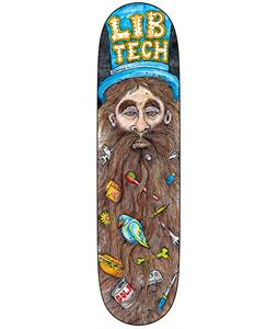 Lib Tech QQ Beard Skateboad Deck