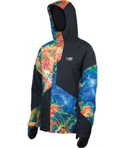 Lib Tech Recycler Snowboard Jacket Parillo Print