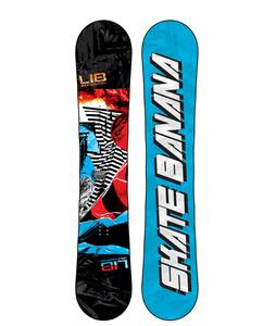Lib Tech Skate Banana Wide Snowboard Color 162