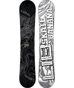 Lib Tech Skate Banana Wide Snowboard Stealth 153