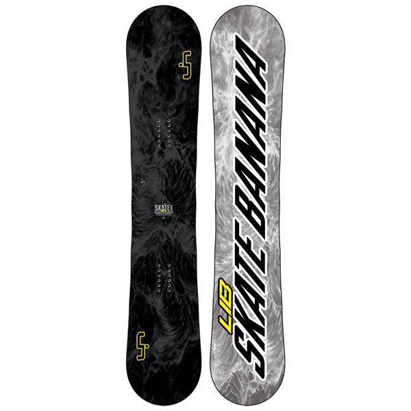 Lib Tech Skate Banana Stealth Snowboard