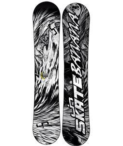 Lib Tech Skate Banana Snowboard Blem White/Grey 152