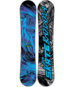 Lib Tech Skate Banana BTX Narrow Snowboard Blue/Purple 151