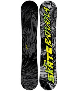 Lib Tech Skate Banana BTX Narrow Snowboard Stealth 145