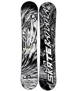 Lib Tech Skate Banana BTX Snowboard Stealth Grey/Black 148