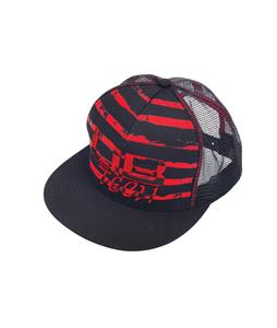 Lib Tech Stripe Lib Cap Red