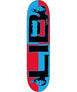 Lib Tech Thumbs Up Skateboard Deck 7.6 x 31.5in