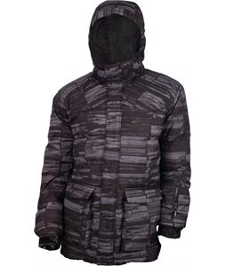 Lib Tech Totally Down Snowboard Jacket Sidewall Tonal