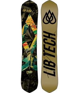 Lib Tech T.Rice Gold Member Fundamental Snowboard
