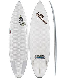 Lib Tech Vert Surf Board Simple Logo 6ft 4in