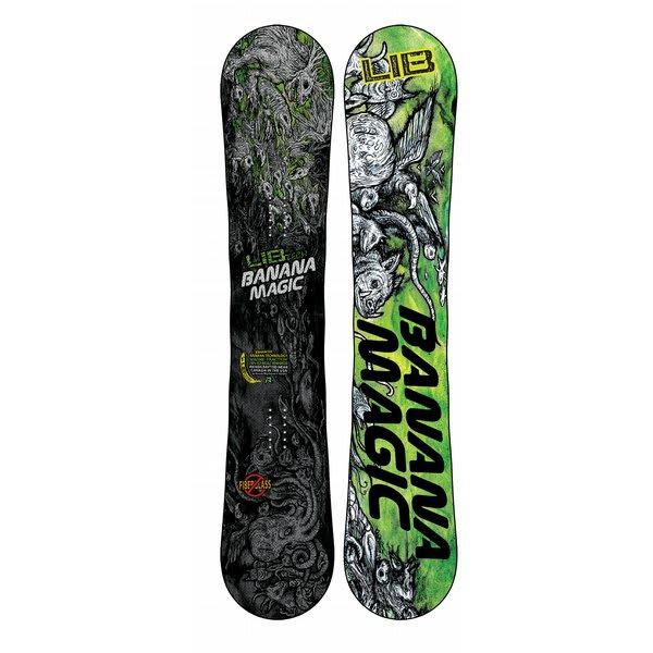 Lib Tech Banana Magic BTX HP Wide Snowboard