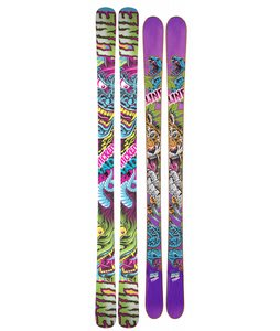 Line Afterbang Skis 166