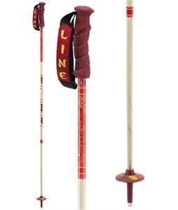 Line Chopstick Ski Poles