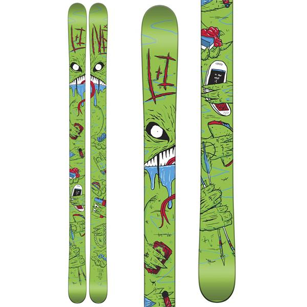 Line Future Spin Skis