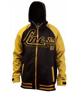 Line Hacket Jacket Yellow