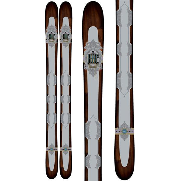 Line Mothership Skis