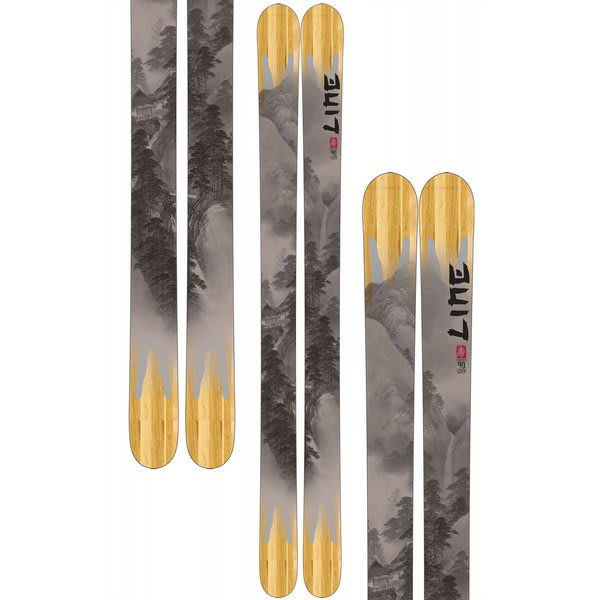 Line Celebrity 85 Skis 2013 | | Jay, ME | Ski Depot