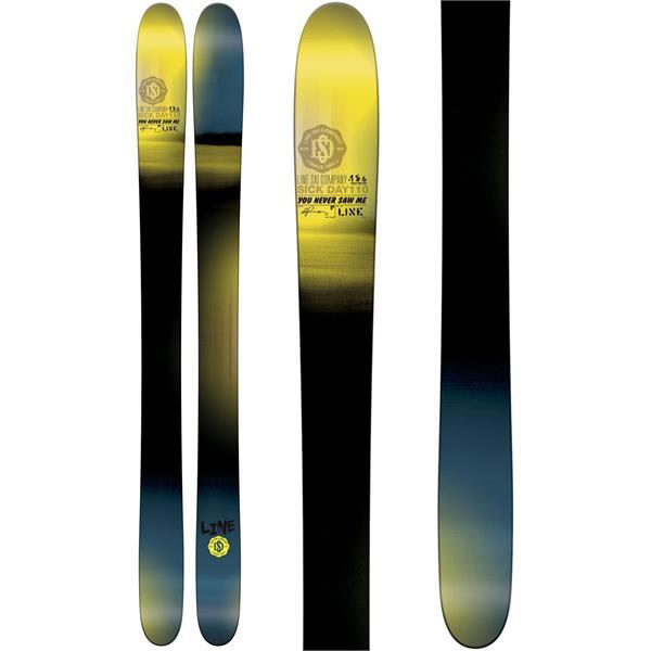 Line Sick Day 110 Skis