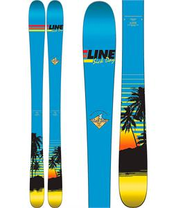 Line Sick Day Shorty Skis